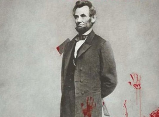New Abraham Lincoln Vampire Hunter Poster Released