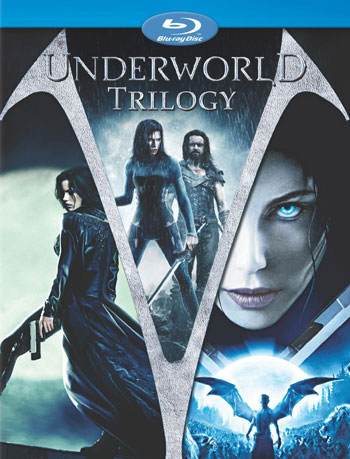 Underworld Blu-ray Trilogy