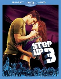 Step Up 3 Blu-ray DVD