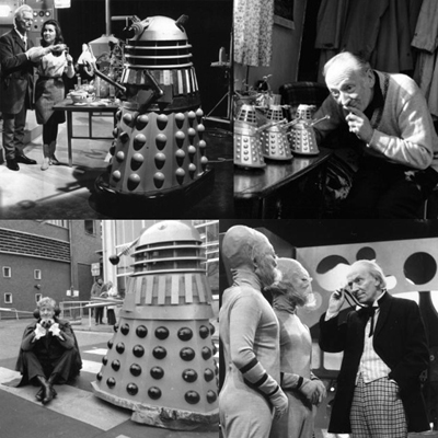 Vintage Doctor Who