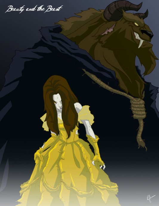 Twisted Disney Princess: Belle