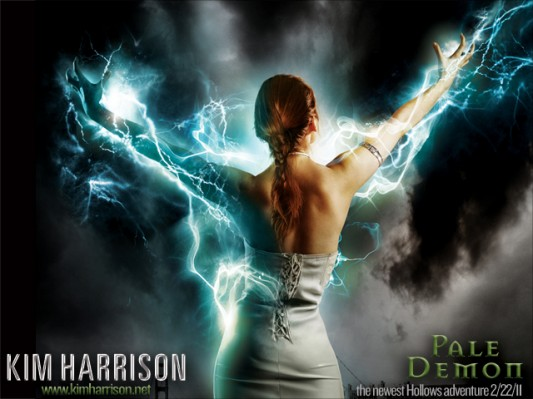 Kim Harrison's Pale Demon