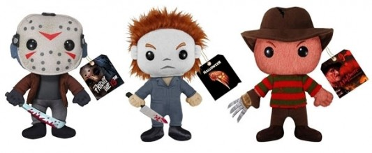 Horror Film Plush Toys