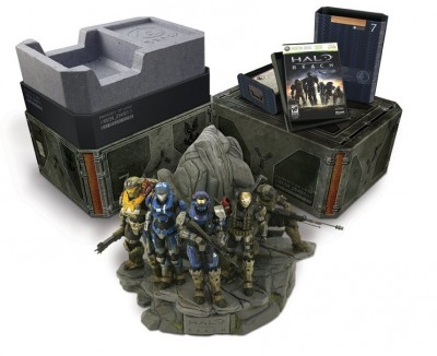 Halo Reach - Legendary Edition