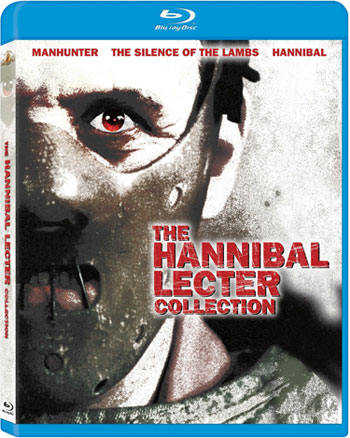 The Hannibal Collection Blu-ray