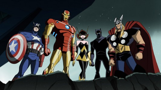 Earth's Mightiest Heroes: The Avengers