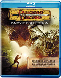 Dungeons & Dragons 2-Movie Collection