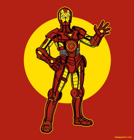 The Invincible Iron Bot