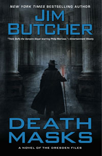 Death Masks The Dresden Files, Book 5
