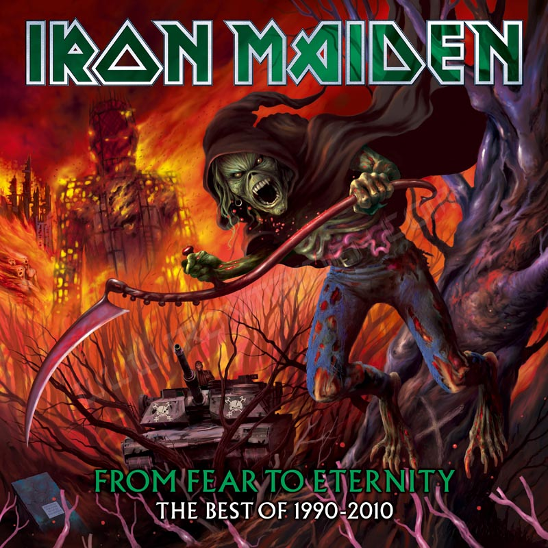 Iron Maiden - From Fear To Eternity
