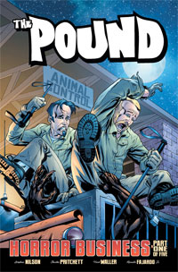 The Pound, Issue #1