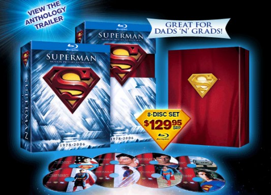 Superman Blu-ray Anthology