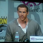 Ryan Reynolds At Wondercon