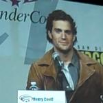 Henry Cavill At WonderCon 2011