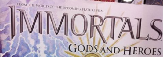immortals graphic novel