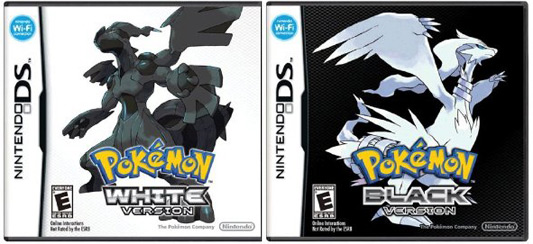 Pokemon White and Black