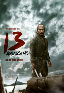 13 Assassins movie poster