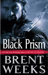 Black Prism Brent Weeks Cover