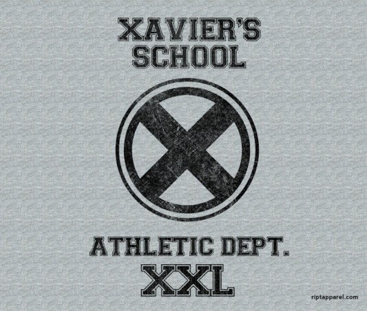 X-Men: Xavier's Athletic Department