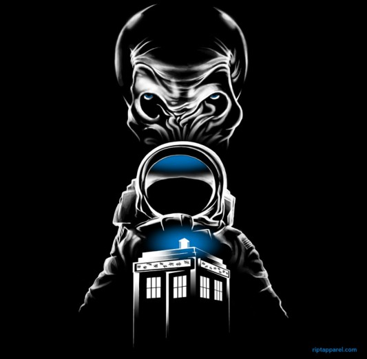 Doctor Who The Impossible Astronaut