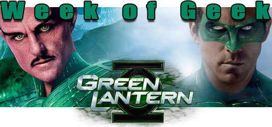 Week of Geek: Green Lantern