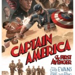Captain America: The First Avenger - Paolo Rivera poster