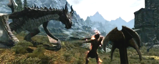 E3 2011: New Gameplay Demo For 'The Elder Scrolls V: Skyrim