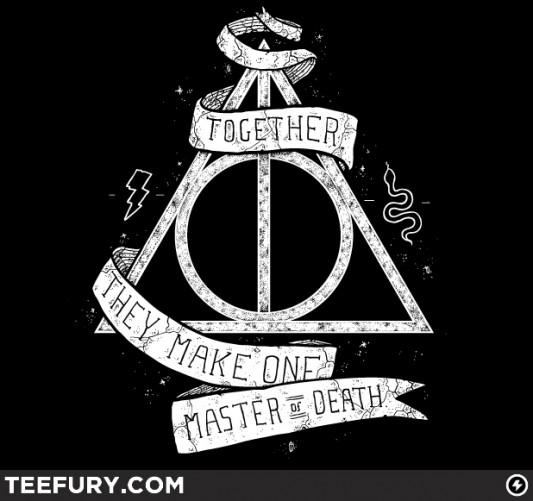 Harry Potter - Masters of Death