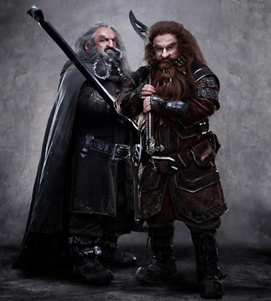 Oin and Gloin - The Hobbit: An Unexpected Journey
