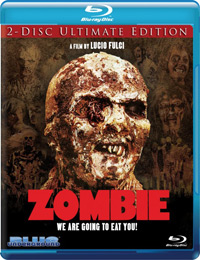 Zombie Ultimate Edition Blu-ray