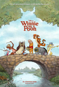 Disney: Winnie The Pooh (2011) movie poster