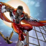 Captain Americas Top 5 Partners in Crime: Falcon