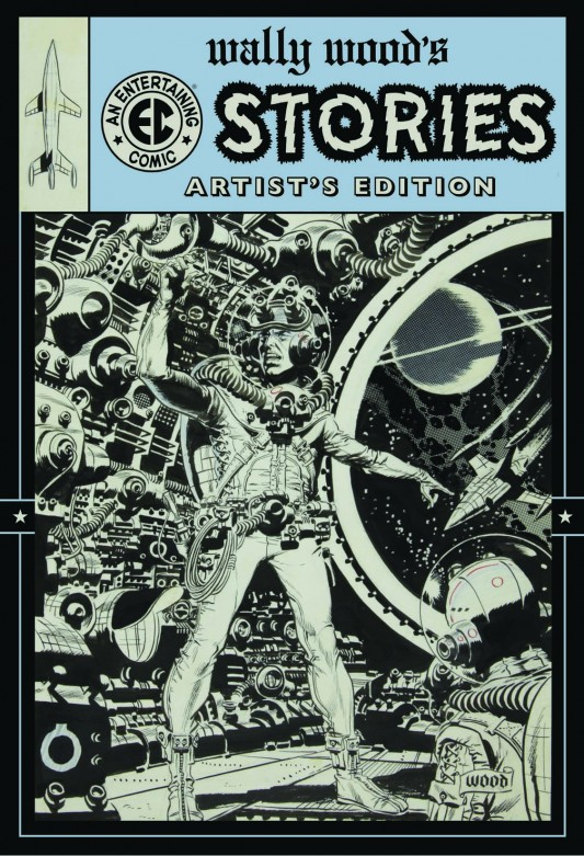 Wally Wood Cover