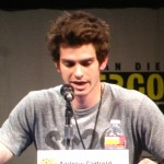 SDCC 2011: The Amazing Spider-Man panel: Andrew Garfield