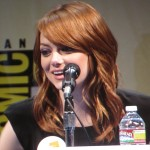 SDCC 2011: The Amazing Spider-Man panel: Emma Stone