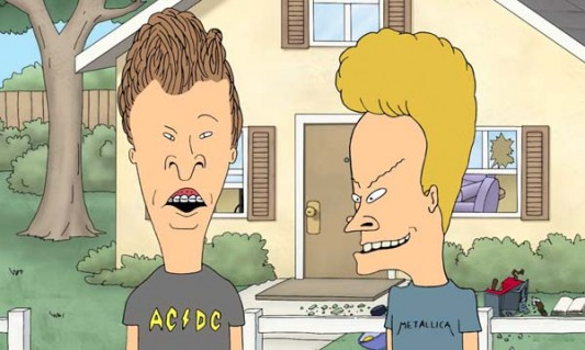 Beavis and Butt–Head