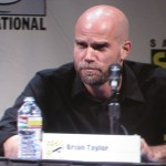 SDCC 2011: Ghost Rider: Spirit of Vengeance panel: Brian Taylor