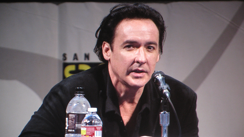 SDCC 2011: The Raven panel: John Cusack