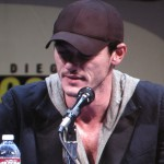 SDCC 2011: The Raven panel: Luke Evans
