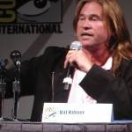SDCC 2011: Twixt panel: Val Kilmer