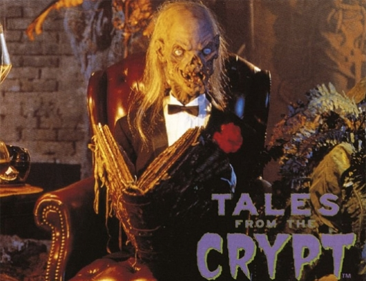 Tales from the Crypt's Crypt Keeper