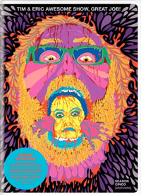 Tim and Eric Awesome Show Great Job: Season 5 DVD