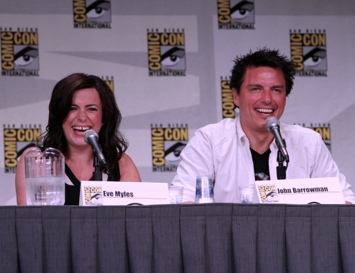 SDCC 2011: Torchwood Miracle Day Panel