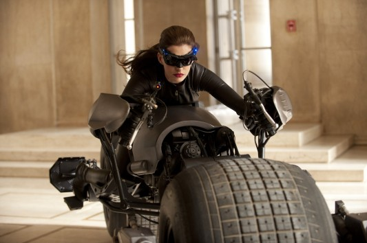 Anne Hathaway - The Dark Knight Rises