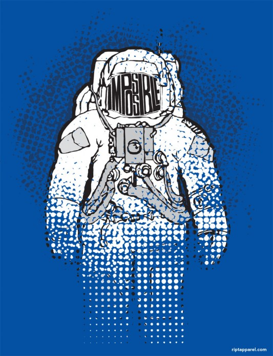 Doctor Who Shirt - Impossible Spaceman