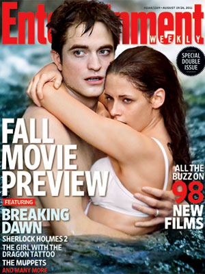 EW Fall Preview - Twilight Breaking Dawn