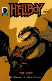 Hellboy: The Fury, Issue #2