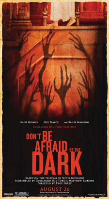Don't Be Afraid the Dark