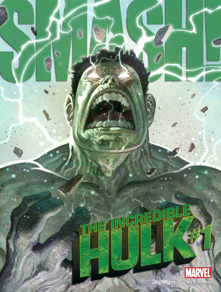 Smash! The Incredible hulk Number 1