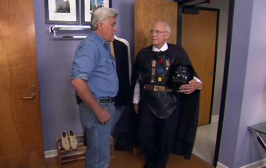 Dick Cheney As Darth Vader - The Tonight Show